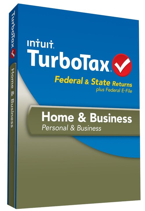 Product picture Turbotax Home & Business 2014